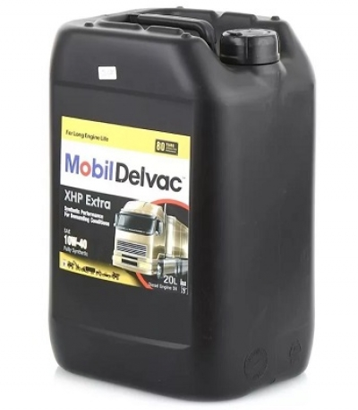 MOBIL DELVAC XHP EXTRA 10W-40 (20 л.)