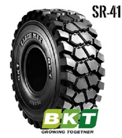 Шина 26.5R25 BKT EARTHMAX SR41 L4/E4 202A2/193B */** CR TL