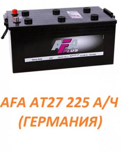 АКБ AFA  225 П.П. 1150 (Германия)