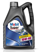 Mobil SUPER 2000 X1 SAE 10W-40 (4 литра)